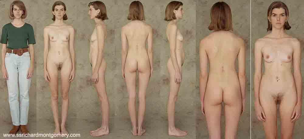 Фото худеньких голых женщин