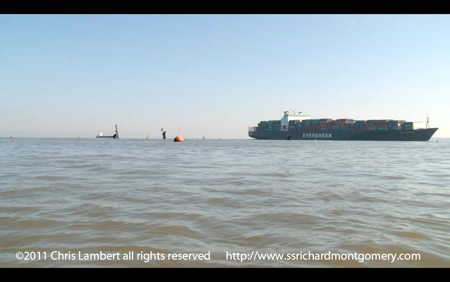 ss richard montgomery wreck towards southend on sea